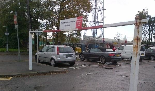 Romford Car Parks