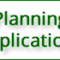 New planning applications
