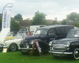 Classic Cars wanted for Summer Fete & Classic Car Show