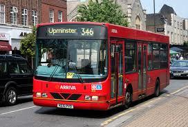 346 Bus Route Disruption