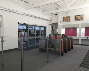 Upminster Station Revamp Just the Ticket!