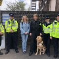 Drugs Sweep in Upminster Town Centre
