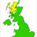 Air Pollution Forecast maps
