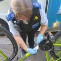 Police Cycle Marking - Upminster Park Tue 06 August