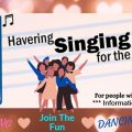 Havering Singing for the Brain 2020 at the Cranham Community Centre